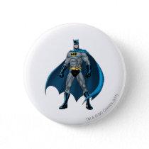Batman Kicks Pinback Button