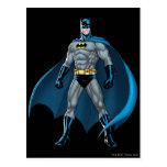 Batman Kicks Post Cards