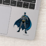 Batman Kicks Sticker