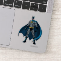 Batman Kicks Sticker
