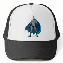 Batman Kicks Trucker Hat