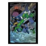 Batman - Killer Croc Card