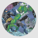 Batman - Killer Croc Classic Round Sticker