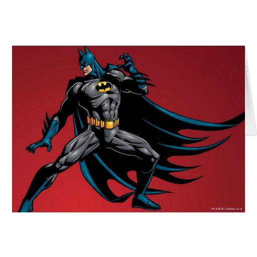 Batman Knight FX - 14 Greeting Card