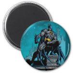 Batman Knight FX - 19 2 Inch Round Magnet
