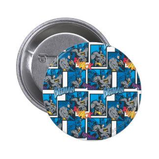 Batman Knight FX - 30A Thwack/Fwooshh pattern 2 Inch Round Button