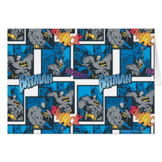 Batman Knight FX - 30A Thwack/Fwooshh pattern Card