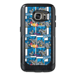 Batman Knight FX - 30A Thwack/Fwooshh pattern OtterBox Samsung Galaxy S7 Case