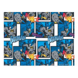 Batman Knight FX - 30A Thwack/Fwooshh pattern Postcard