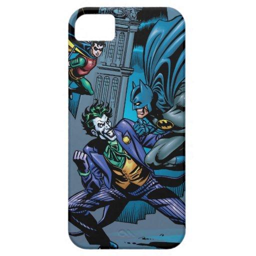 Batman Knight FX - 6 iPhone SE/5/5s Case