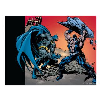 Batman Knight FX - 9 Postcard