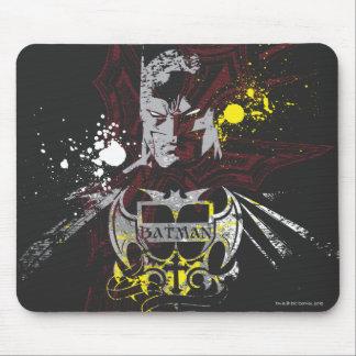 Batman Legend Mouse Pad