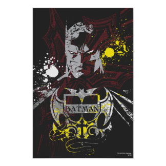 Batman Legend Poster