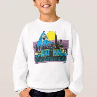 Batman & Letters Sweatshirt