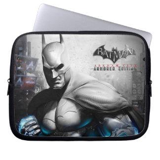 Batman - Lightning Laptop Sleeves