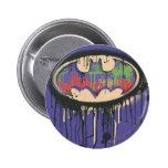 Batman - logotipo torcido 1 de la inocencia pin