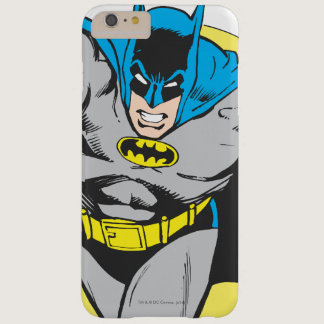 Batman Lunges Forward Barely There iPhone 6 Plus Case