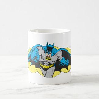 Batman Lunges Forward Coffee Mug