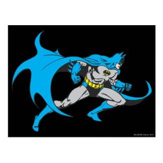 Batman Lunges Postcard