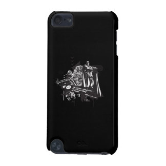 Batman Map to Arkham Collage iPod Touch 5G Cover