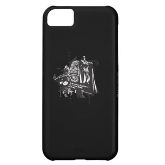 Batman Map to Arkham Collage iPhone 5C Cover