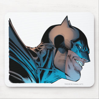 Batman - Masked Head from Below Mouse Pad