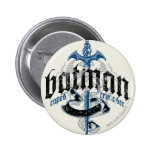Batman Name with Sword 2 Inch Round Button