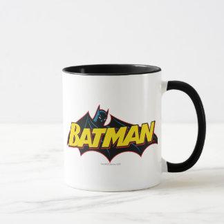 Batman   Old School Logo Mug