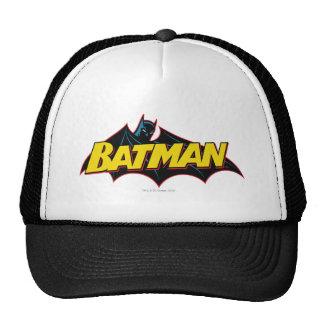 Batman | Old School Logo Trucker Hat