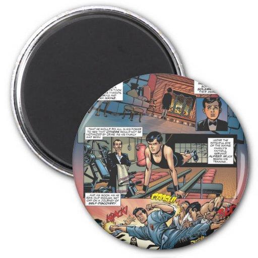 Batman - orígenes 1 de Bruce Wayne Imán Redondo 5 Cm