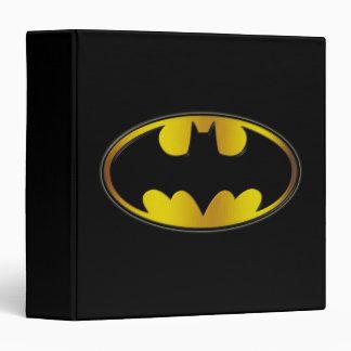 Batman Oval Logo Vinyl Binders
