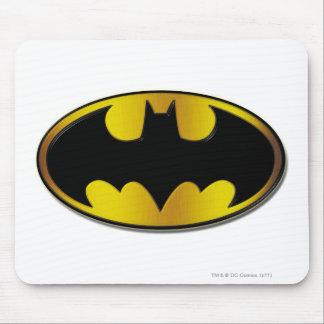 Batman Oval Logo Mousepad
