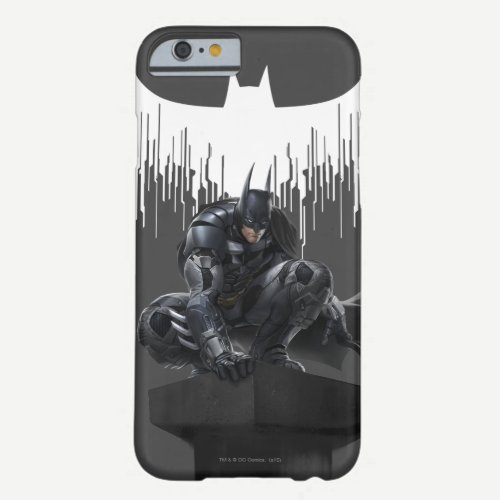 Batman Perched on a Pillar Barely There iPhone 6 Case