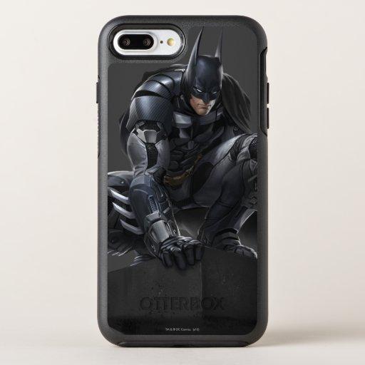Batman Perched on a Pillar OtterBox Symmetry iPhone 8 Plus/7 Plus Case