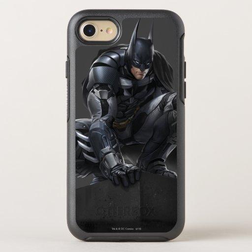 Batman Perched on a Pillar OtterBox Symmetry iPhone SE/8/7 Case