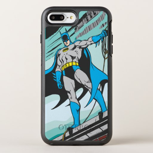Batman Perches OtterBox Symmetry iPhone 8 Plus/7 Plus Case