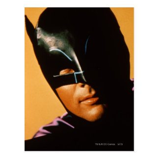 Batman Photo Postcard