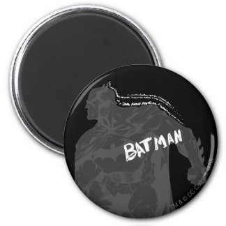 Batman - prolijo imán redondo 5 cm