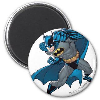 Batman Punch 2 Inch Round Magnet