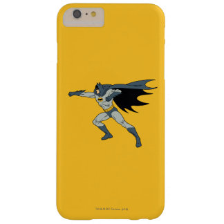 Batman Punch Barely There iPhone 6 Plus Case