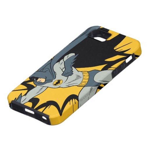 Batman Punch iPhone SE/5/5s Case