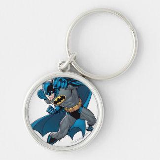 Batman Punch Keychain