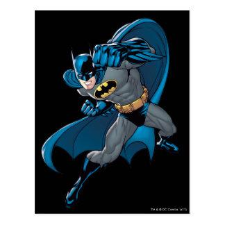 Batman Punch Post Cards