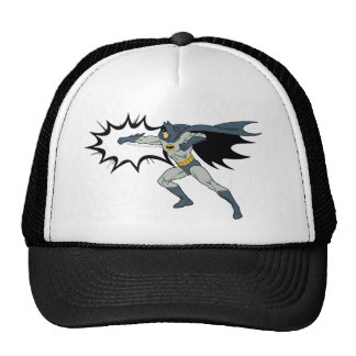 Batman Punch Trucker Hat