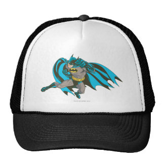 Batman Punching 1 Trucker Hat