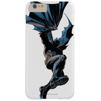 Batman que salta abajo de tiro de la acción funda para iPhone 6 plus barely there