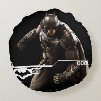 Batman que se coloca con el cabo cojín redondo