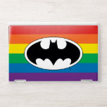 Batman Rainbow Logo HP Laptop Skin