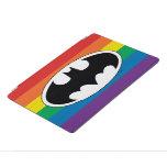 Batman Rainbow Logo iPad Pro Cover