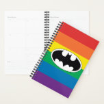 Batman Rainbow Logo Planner